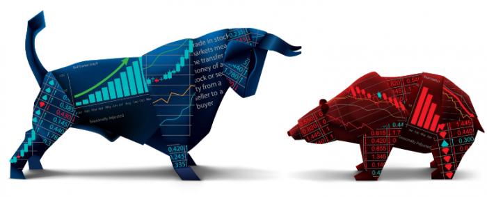 Bear Market Vs. Bull Market