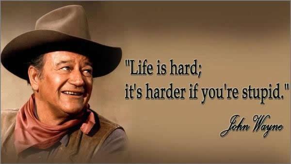Life is hard!