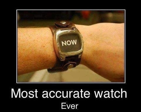 The most accurate watch ever