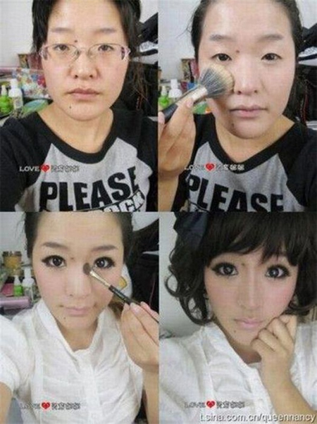 Makeup and girls