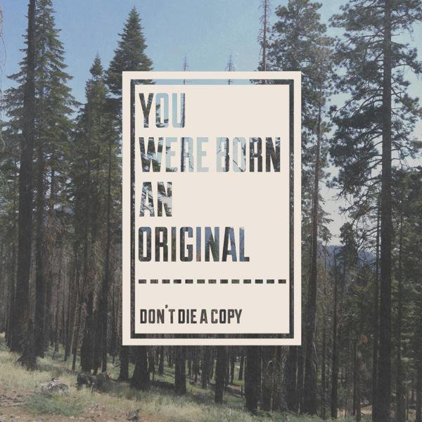 Original not copy