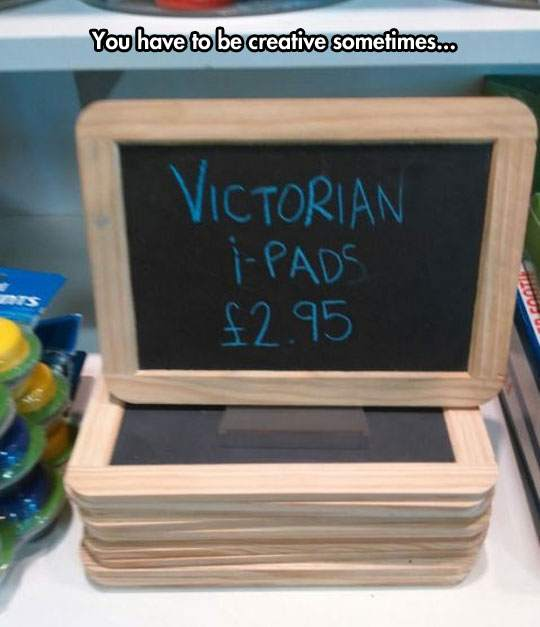Victorian i-Pads