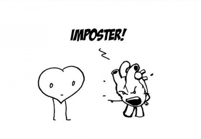 IMPOSTER!