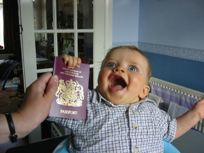 Passport!