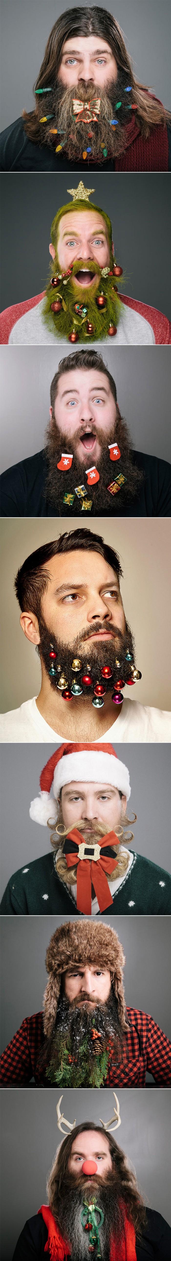 How to make your beard more seasonal