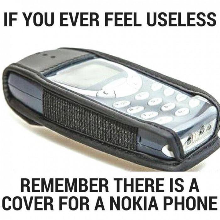 If you ever feel useless..