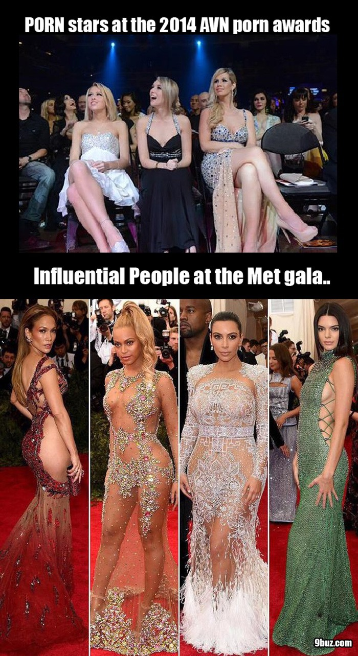 PORN stars vs. Influential People