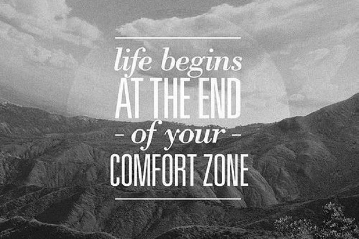 Neale Donald Walsch - Life begins at the end of your comfort zone.