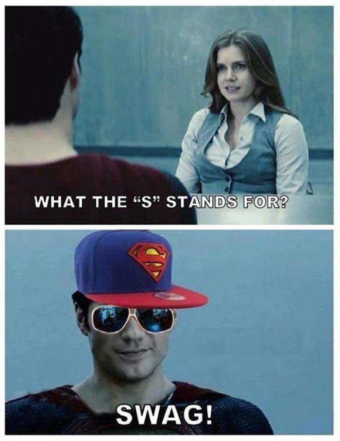 What does The S stand for?
