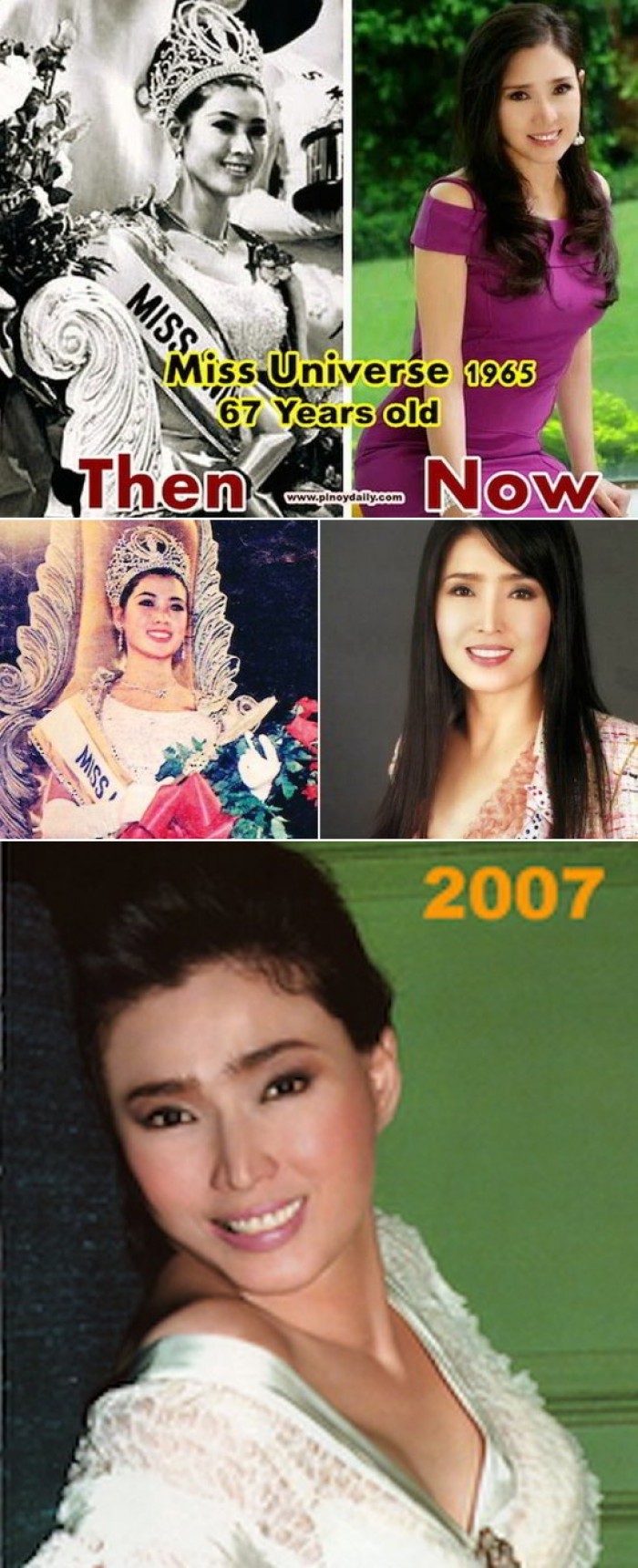 Miss Universe 1965 Hasn't Aged A Day Over The Last 50 Years