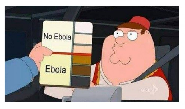 Family Guy - Ebola, No Ebola