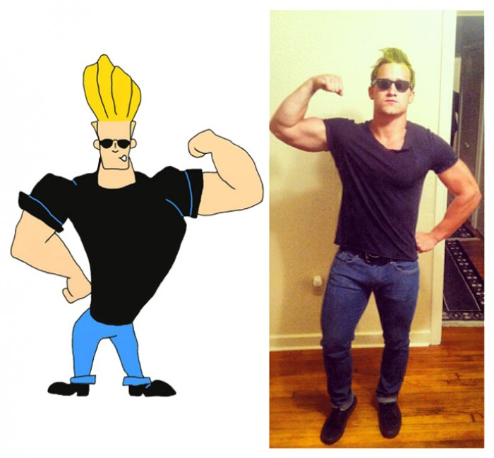 Johnny Bravo - Do you remember this guy?