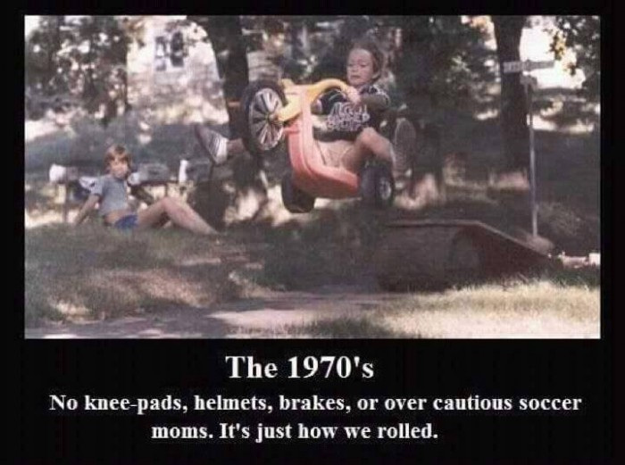 The 1970's kids...