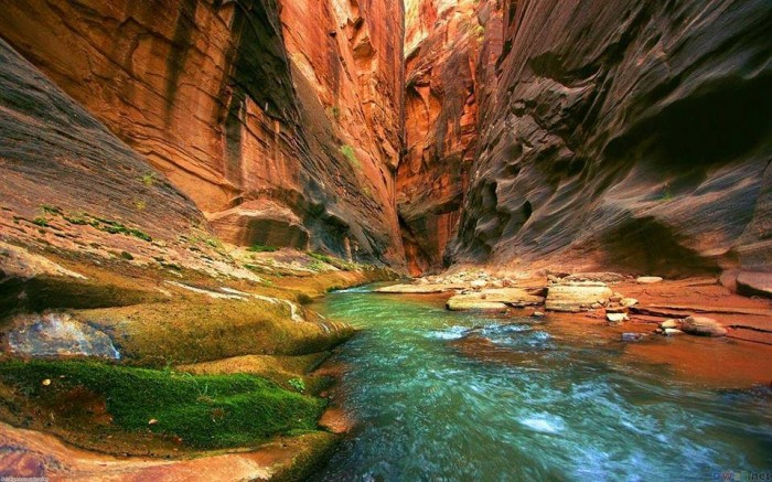 Grand Canyon River