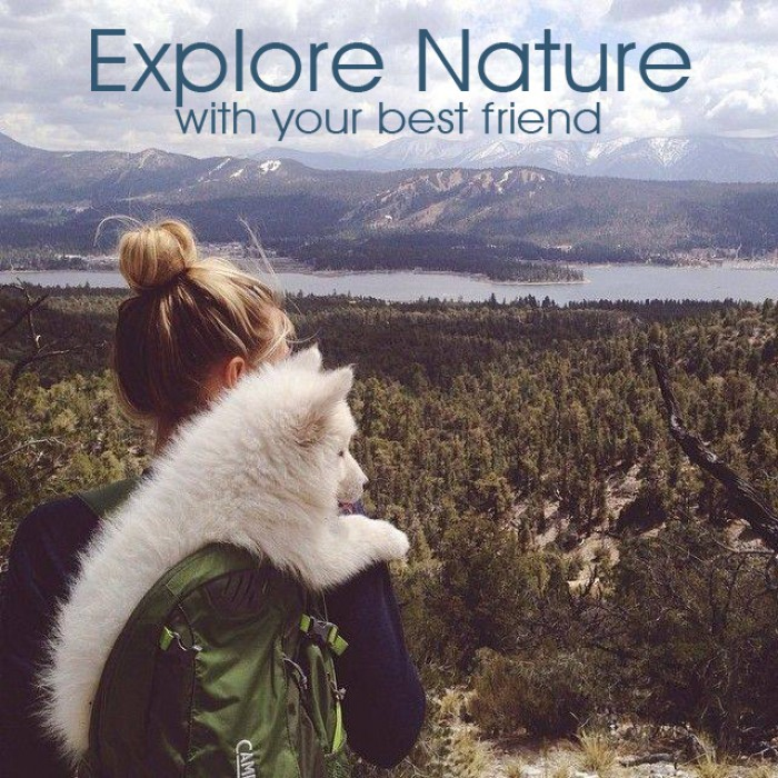 Explore Nature with your best friend