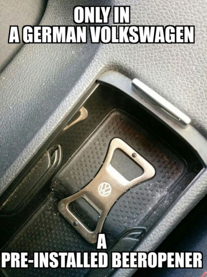 Volkswagen Know How To Accessorize Cars