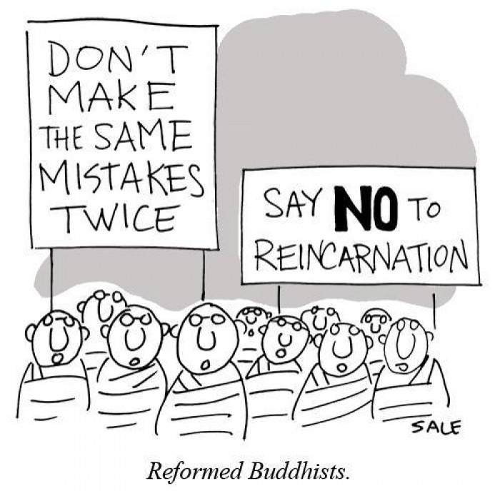 Reformed Buddhists :D